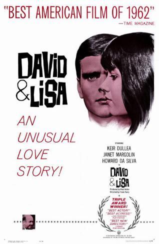 David och Lisa Masterprint