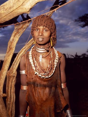 Ethiopia Dress