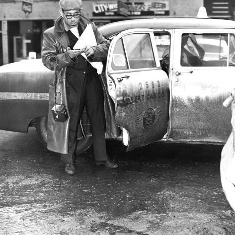 Dizzy Gillespie Photographic Print