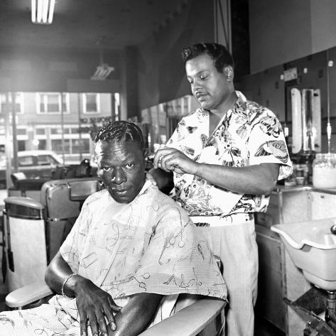 Nat King Cole Photographic Print