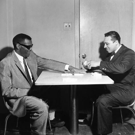 Ray Charles  - 1960 Valokuvavedos