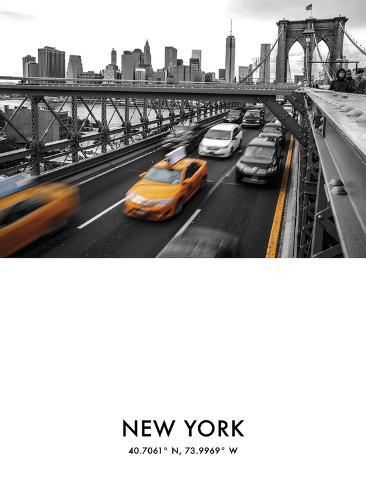 NYC Focus - Journey Giclee Print