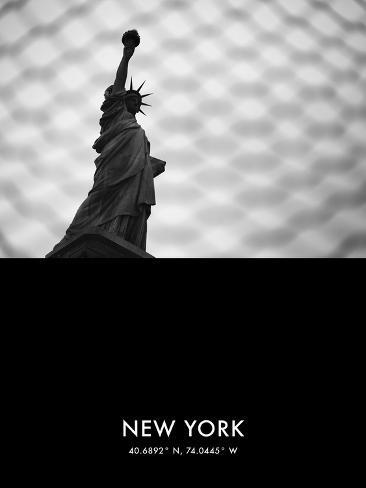 NYC Focus - Liberty Giclee Print