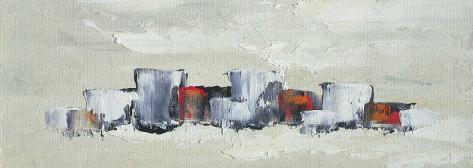 Metropolis I Art Print