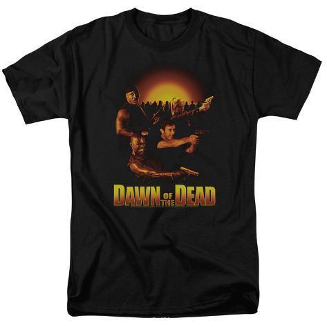Dawn Of The Dead- Dawn Collage T-Shirt