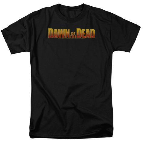 Dawn Of The Dead- Dawn Logo T-Shirt