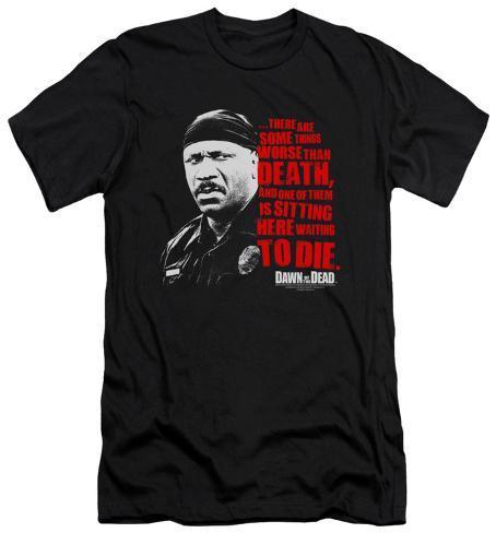 Dawn Of The Dead - Worse Than Death (slim fit) T-Shirt