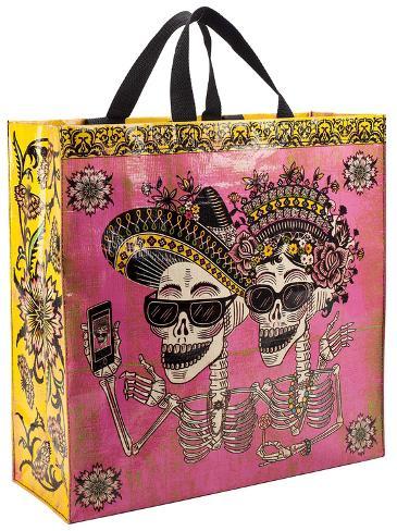 Day Of The Dead Shopper Bag Sacola