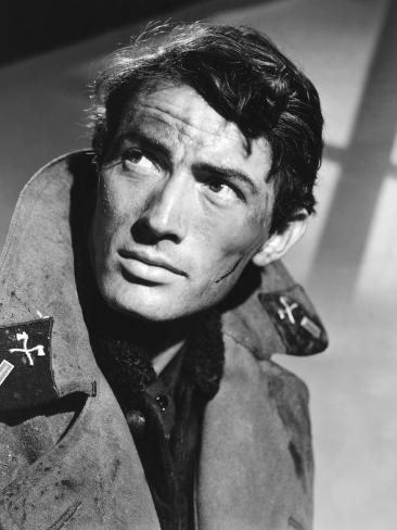 Days of Glory, Gregory Peck, 1944 Photo