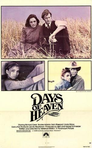 Days of Heaven Masterprint