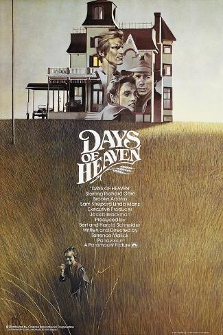 Days of Heaven Art Print