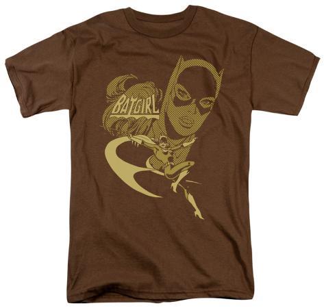 DC Comics - Flying Batgirl T-Shirt