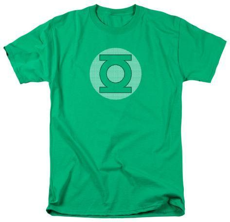 DC Comics - GL Little Logos T-Shirt
