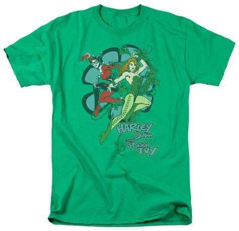 DC Comics - Harley and Ivy T-Shirt