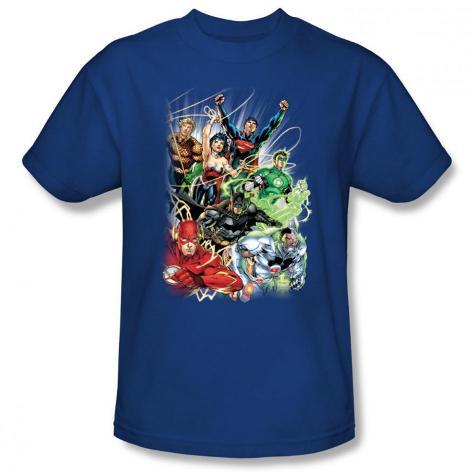 DC Comics New 52 - Justice League #1 T-Shirt