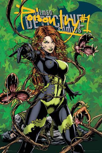 Poison ivy comic
