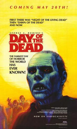 De dödas dag Masterprint