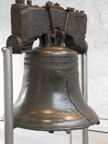 Liberty Bell, Philadelphia, Pennsylvania, USA Valokuvavedos