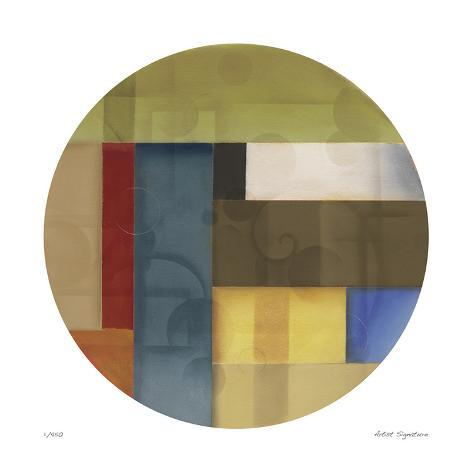 Abstract Interest II Giclee Print