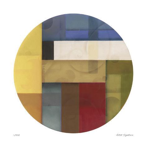 Abstract Interest III Giclee Print