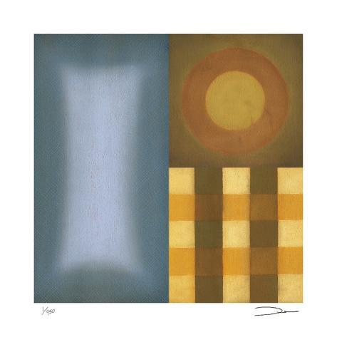 Patterns of Reason I Giclee Print
