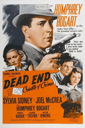 Dead End: Cradle of Crime, 1937,