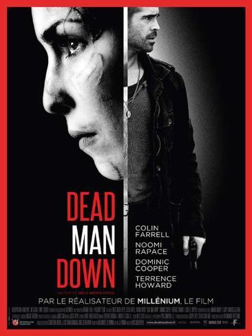 Dead Man Down Masterprint