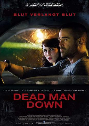Dead Man Down Masterprint