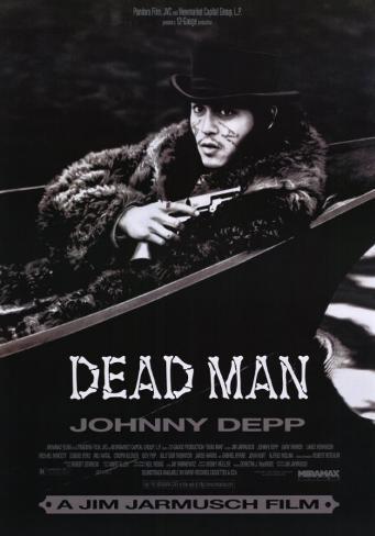 Dead Man Stampa master