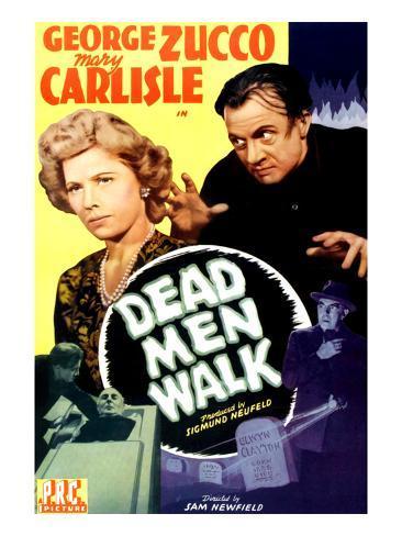 Dead Men Walk, 1943 Foto