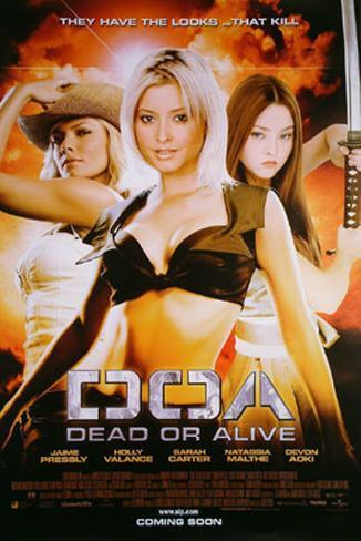 Dead Or Alive Original Poster