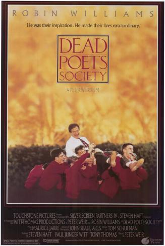 Dead Poets Society Masterprint