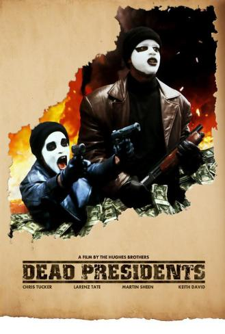 Dead Presidents Poster