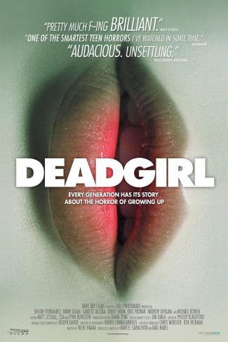 Deadgirl Masterprint