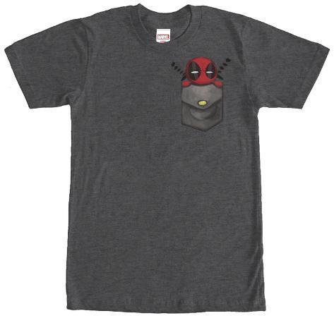 Deadpool- Pocket Pal T-Shirt