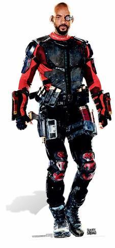 Deadshot (Will Smith) - Suicide Squad Cardboard Cutouts