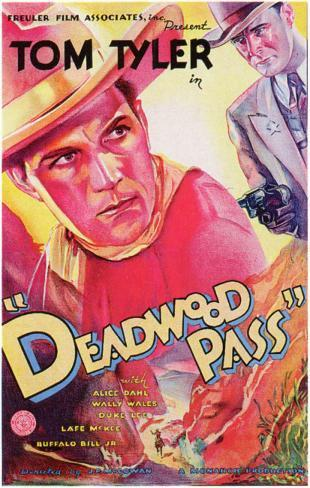Deadwood Pass Masterprint