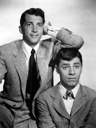 Dean Martin and Jerry Lewis, 1950 Photo