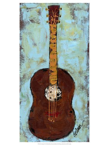 Six Strings IV Art Print