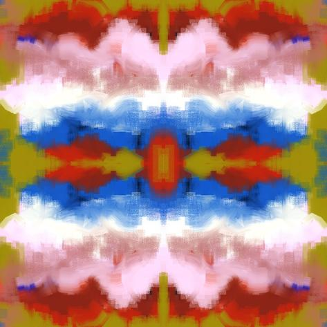 Southwestern Abstract Giclee Print