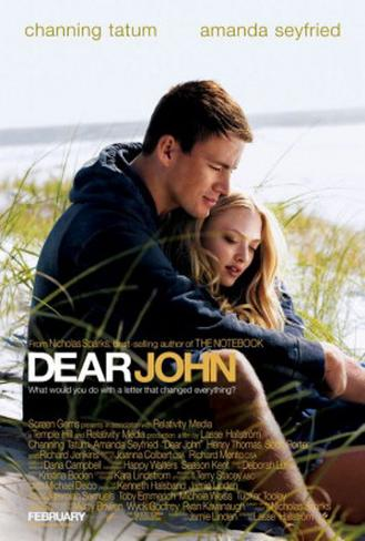 Dear John Double-sided poster