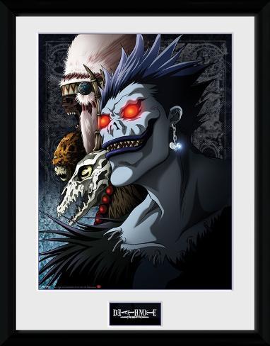 Death Note- Shinigami Collector Print