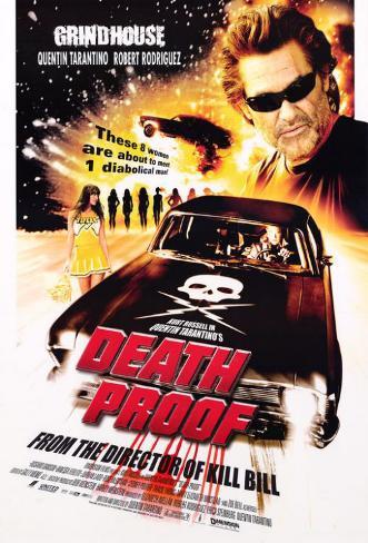 Death Proof Masterprint