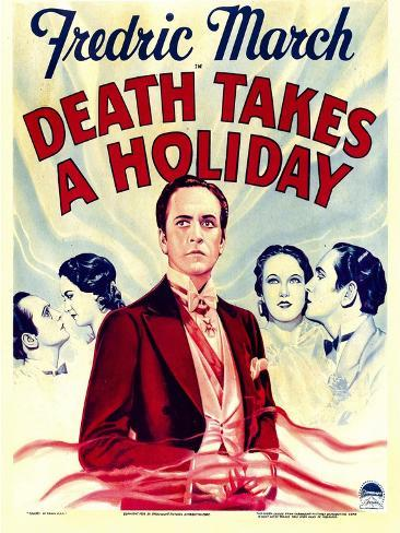 Death Takes a Holiday, 1934 Photo