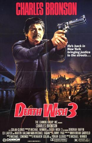 Death Wish 3 Masterprint