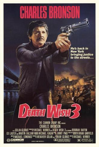 Death Wish 3 Poster