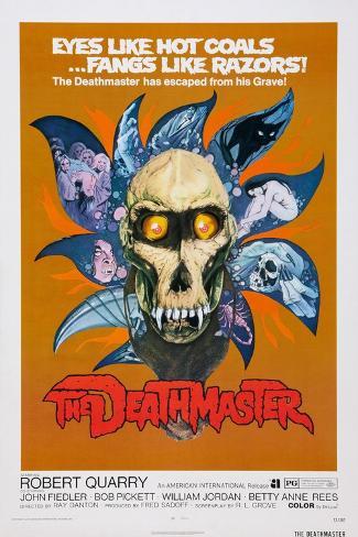 Deathmaster, 1972 Art Print