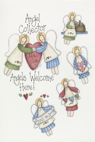 Angels are Special Giclee Print