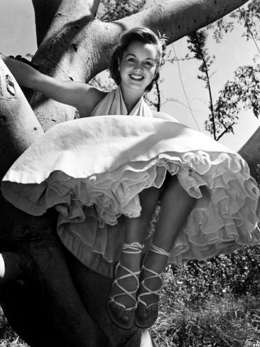 Debbie Reynolds, 1953 Photo