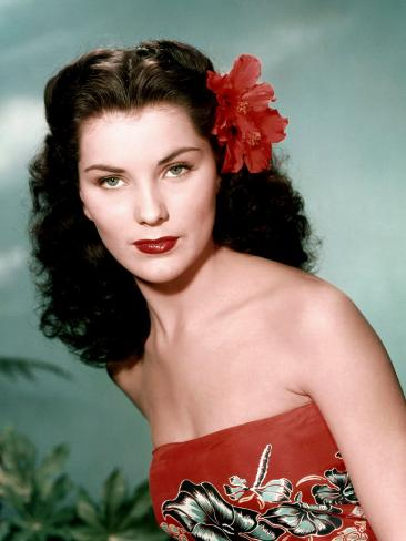 Debra Paget, c.1950s Photo